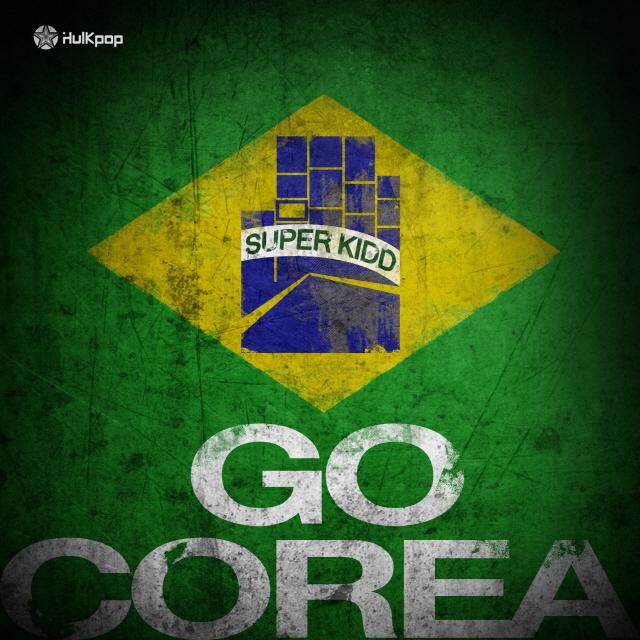 [Single] Super Kidd – Go Corea
