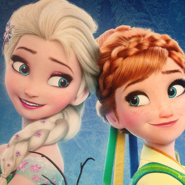 Frozen II animatedfilmreviews.filminspector.com Anna Elsa