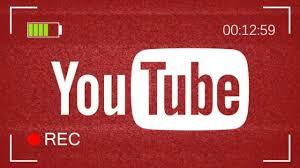 Pre-recorded YouTube videos
