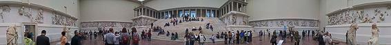 Altar de Pergamo. Berlin en 4 dias