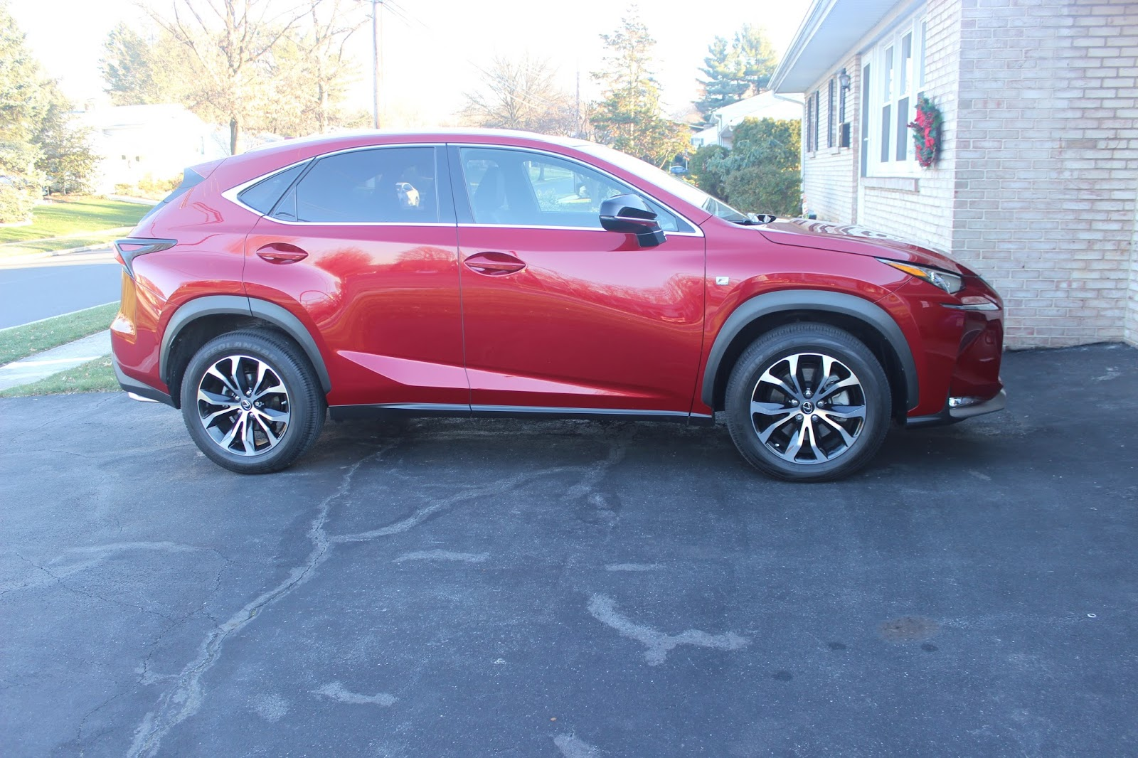 ask away an honest review of the 2016 lexus nx 200t f sport. Black Bedroom Furniture Sets. Home Design Ideas