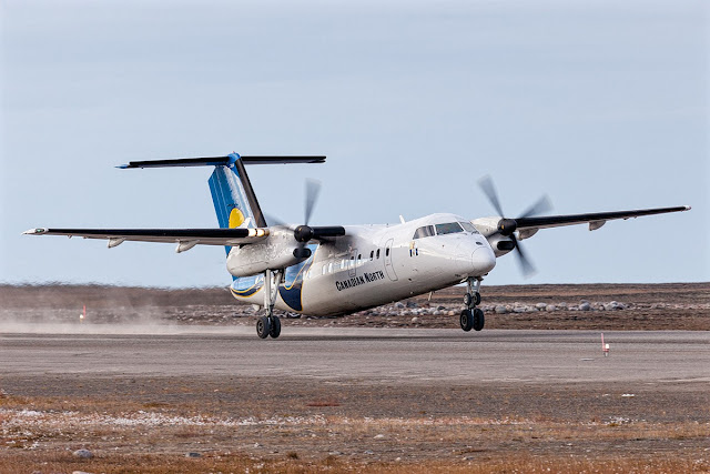 Canadian North DHC Dash 8-100