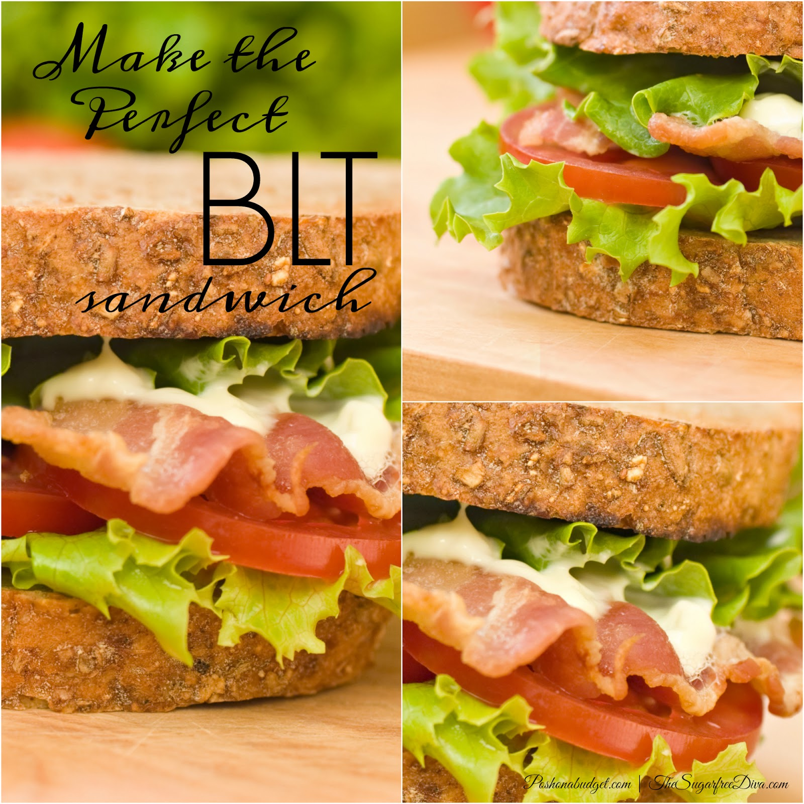 How to make the best BLT Sandwich