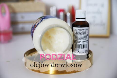 Jak dobrać olej do włosów? Podział olei ze względu na porowatość - czytaj dalej »