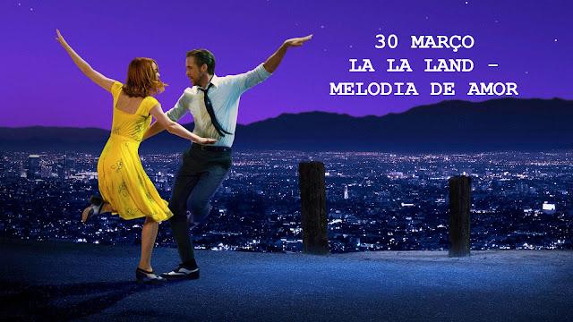La La Land - Melodia de Amor de Damien Chazelle