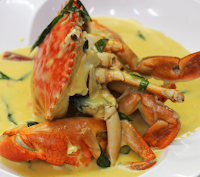 How to Make Delicious Crab Abalone Sauce Savoury