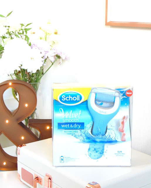 Scholl Wet & Dry Foot File