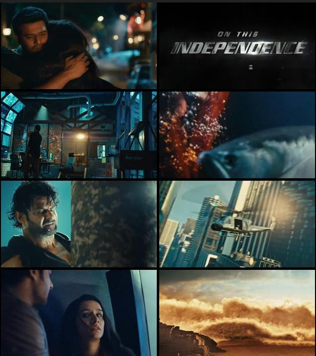 Saaho (2019) Official Teaser 720p HD Download