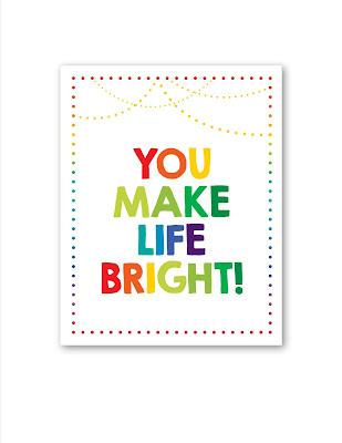 Valentine's Day, Bright Lights Poster, Free printable art, printable art, printable poster, printable valentine's day