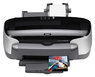 Epson Stylus Photo 960 Free Driver Link Download