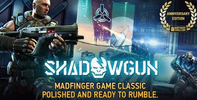 SHADOWGUN Apk + Data For Android (paid) All GPU
