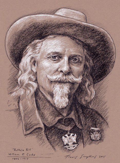 Buffalo Bill Cody. William F. Cody. Freemason and Wild West Showman. by Travis Simpkins