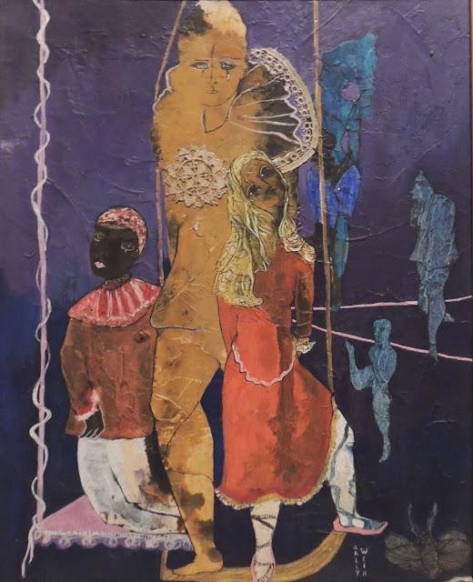 Sally Weintraub arte latinoamericano judío argentino circo