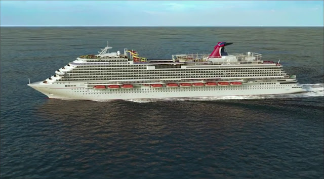 Carnival Cruises New Carnival Vista