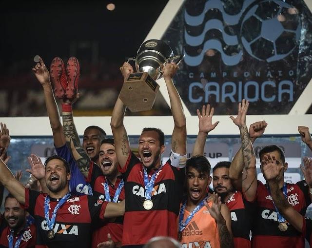 Taça Guanabara: 21 vezes Flamengo
