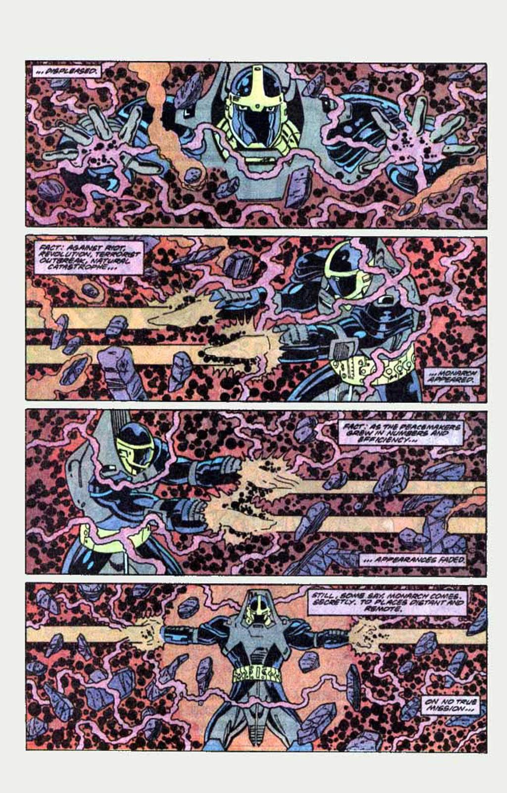 Read online Armageddon 2001 comic -  Issue #1 - 25