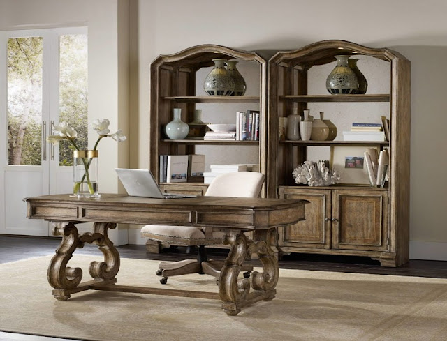 best solid wood home office desk sets styles design ideas pictures