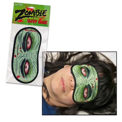 Mascherina Zombie