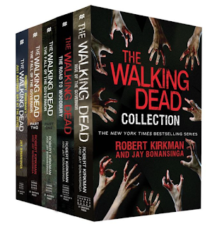 The Walking Dead Novels by Robert Kirkman & Jay Bonansinga