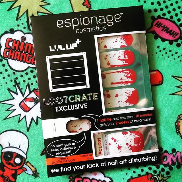 Nailed It! by Espionage Cosmetics review