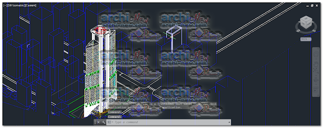 Download-AutoCAD-CAd-DWG-file-3d-hotel-model-dwg-cad