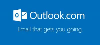 gambar logo outlook