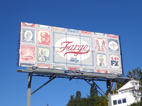 Fargo season 3 FX billboard