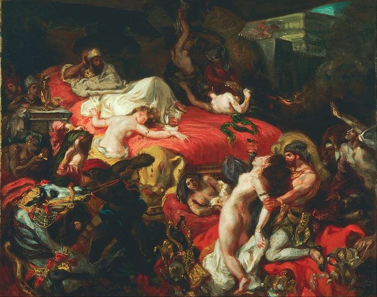 Eugène Delacroix (1827)