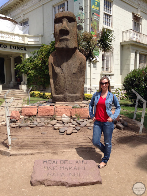 moai ilha de páscoa chile