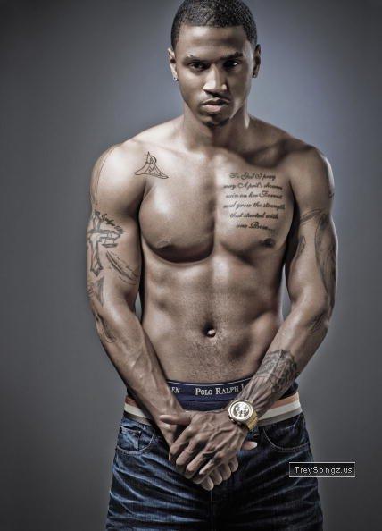 Sexiest black Men-rappers,singers,actors,athletes: Chris Brown