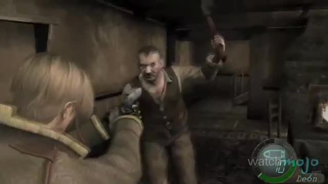 TOP 10 VIDEO GAMES OF ALL TIME 9. Resident Evil 4  (2005)