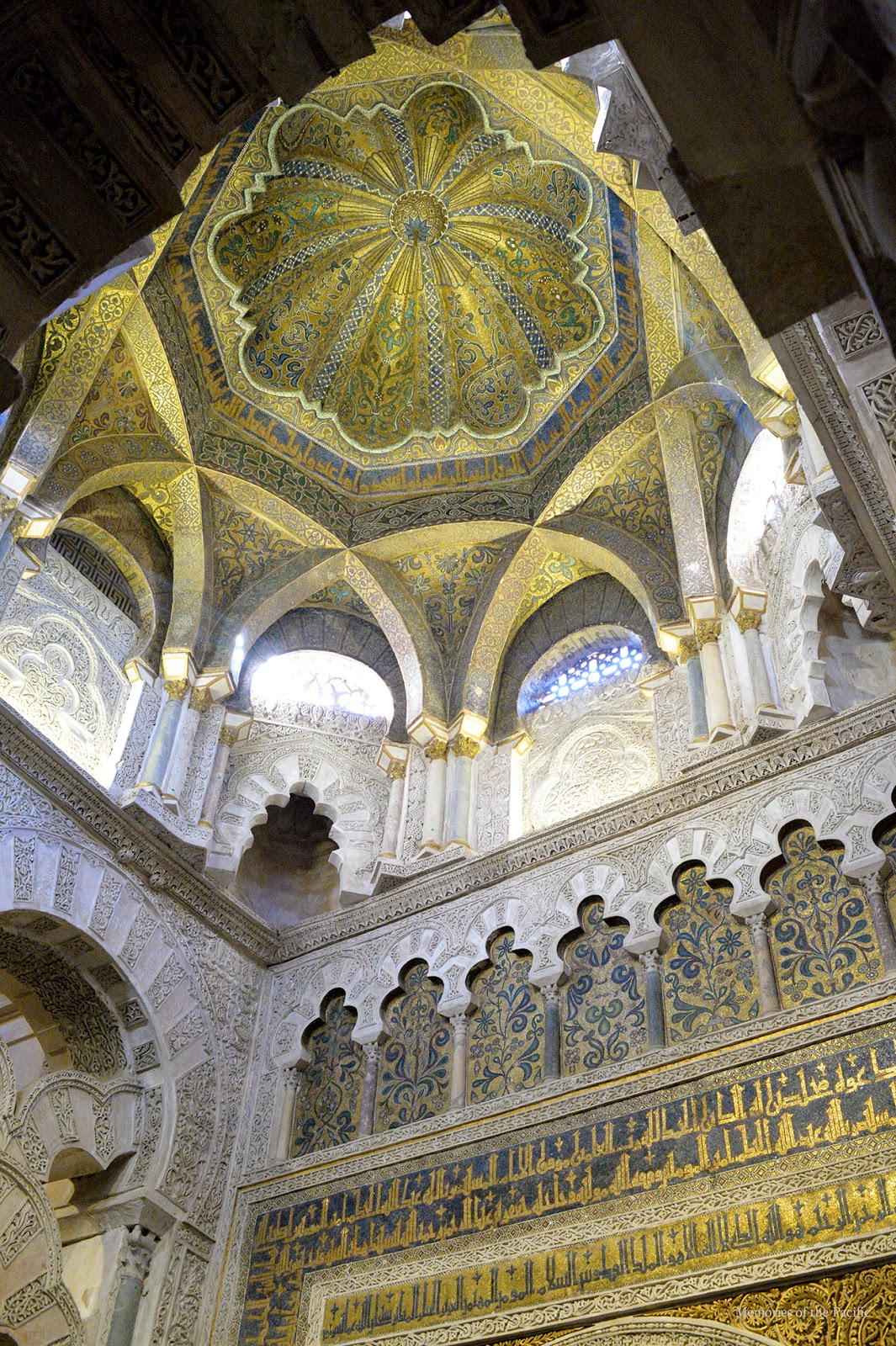 cordoba spain winter mosque-cathedral