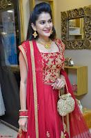 Jenny Honey in Stunning Dark Red Anarkali Dress at Splurge   Divalicious curtain raiser ~ Exclusive Celebrities Galleries 078.JPG