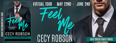 Spotlight:  Feel Me by Cecy Robson