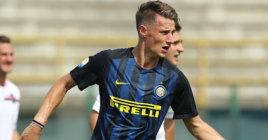 Striker Italia Andrea Pinamonti the Next Vieri
