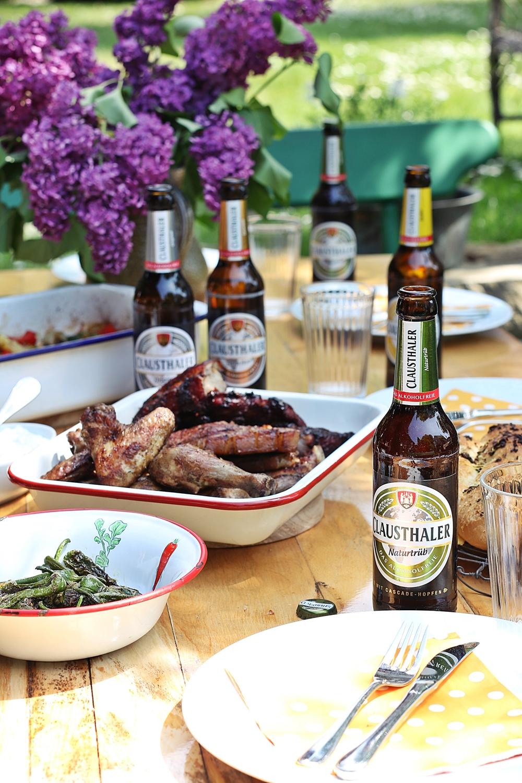 Grillparty zum Vatertag + Biercocktail Rezept | Fashion Kitchen ...