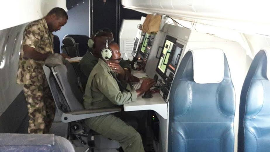 6 Photos: Troops clear Boko Haram camp in Sambisa Forest, rescue 41 hostages