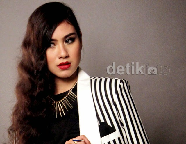 Photo Syahnaz Sadiqah Makin Seksi