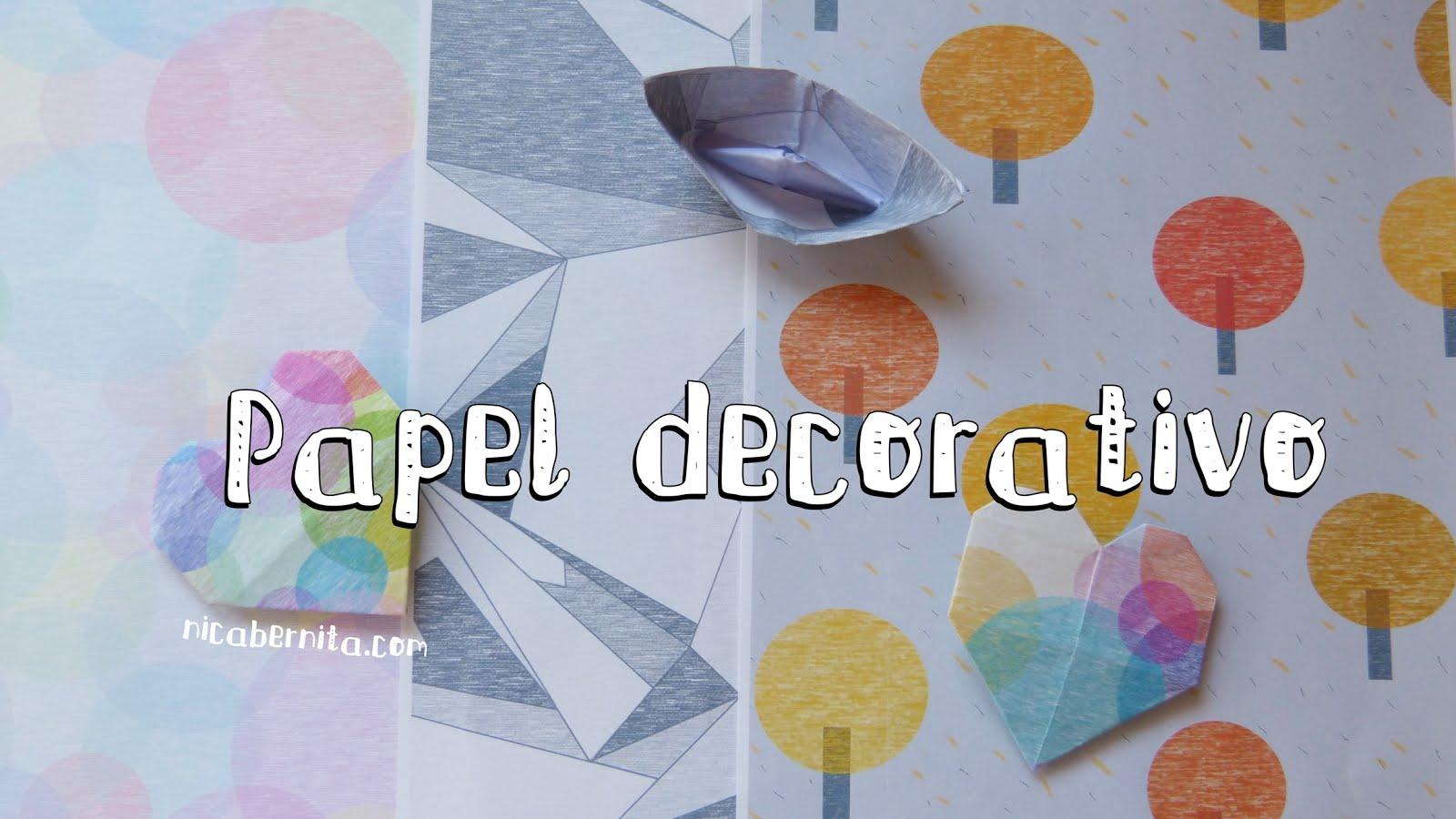 CREA TU PROPIO PAPEL DECORATIVO CON PAINT ✂🎨 PAPEL DECORADO PARA ...