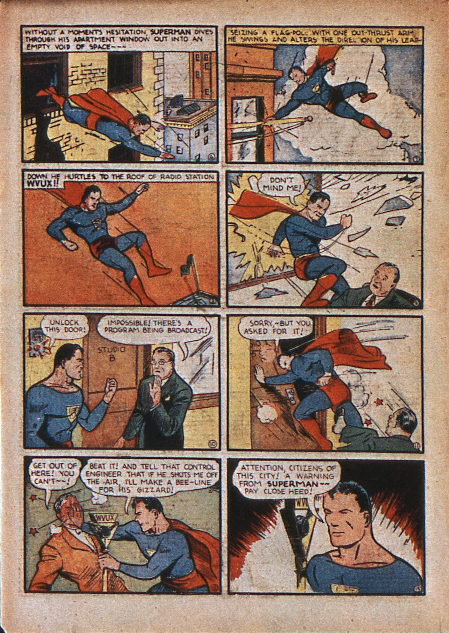 Read online Action Comics (1938) comic -  Issue #12 - 5