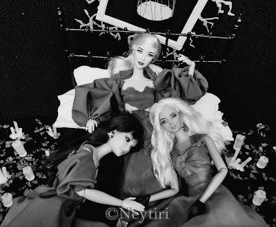 2ne1 Barbie dolls Goodbye CL Dara Bom