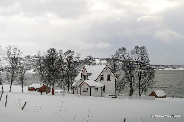 En ruta por la 91. Alpes Lyngen - Tromso por El Guisante Verde Project