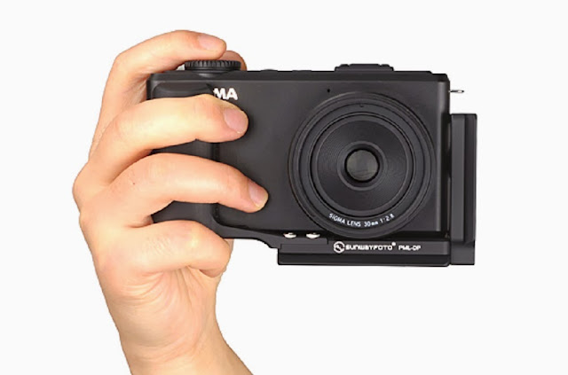 Sunwayfoto PML-DP L Bracket overview