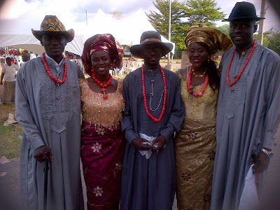 13 Pictures from the burial of Segun Arinzes mother in law