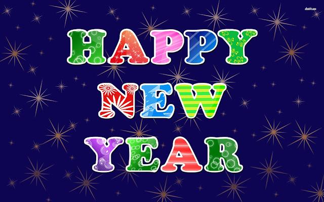 New year 2018 hd wallpaper