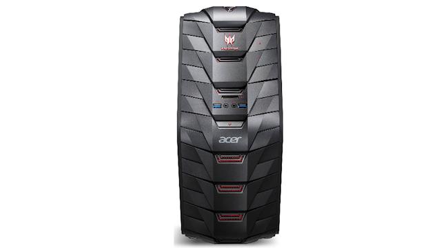 Spesifikasi Acer Predator AG3-710-UW11 Desktop PC