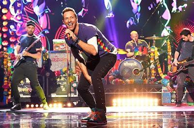 Daftar Lagu Coldplay Terbaru Tahun 2018