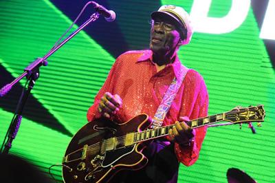 Rock 'n' Roll Pioneer, Chuck Berry dies at 90