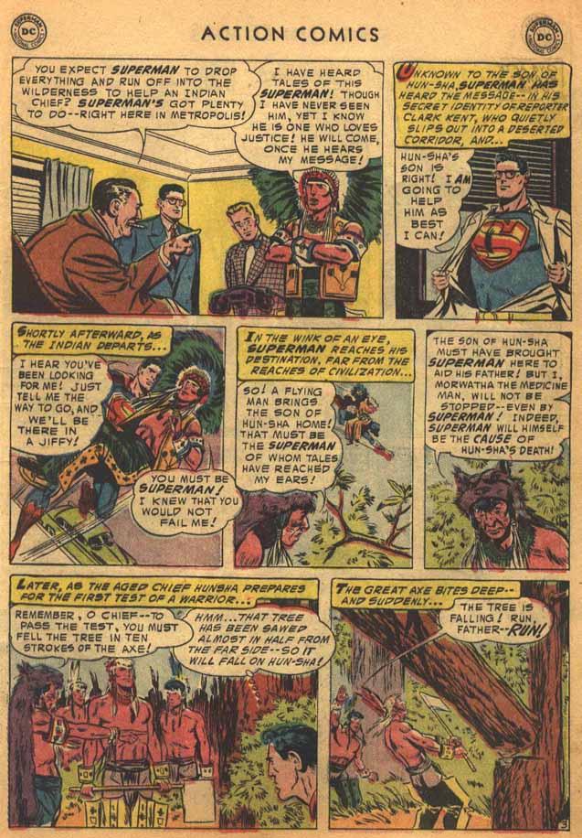 Action Comics (1938) 200 Page 4