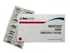 Mertigo - Manfaat, Efek Samping, Dosis dan Harga